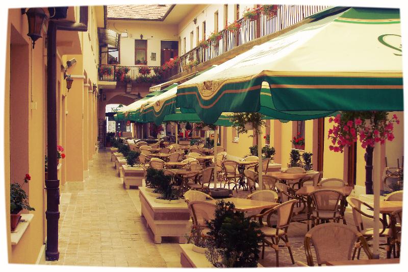 Un hotel in centrul evenimentelor: Hotel Transilvania