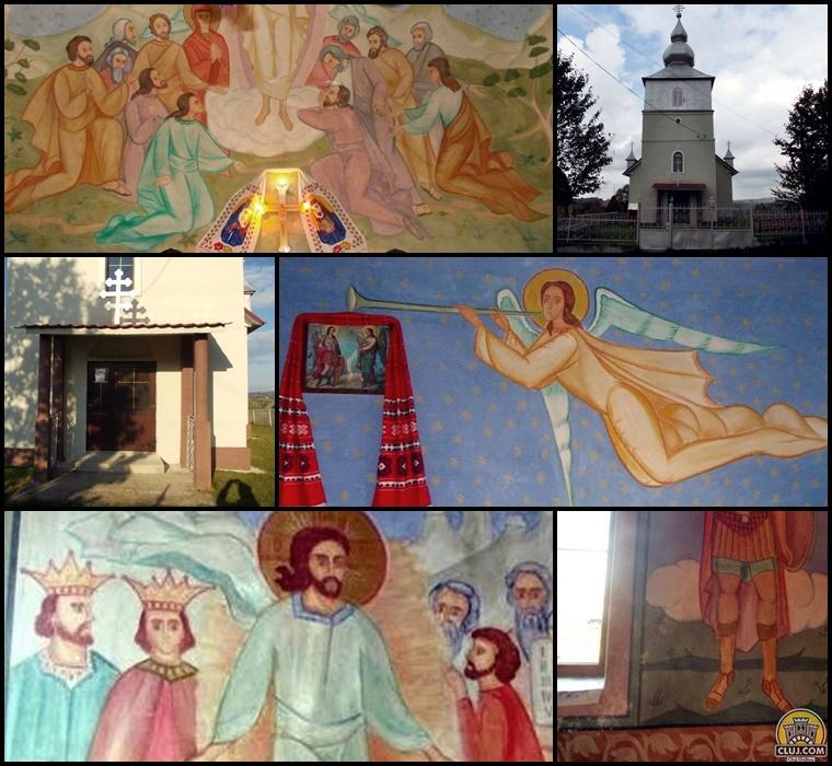 satul cristesti traditii din rasca biserica din cristesti