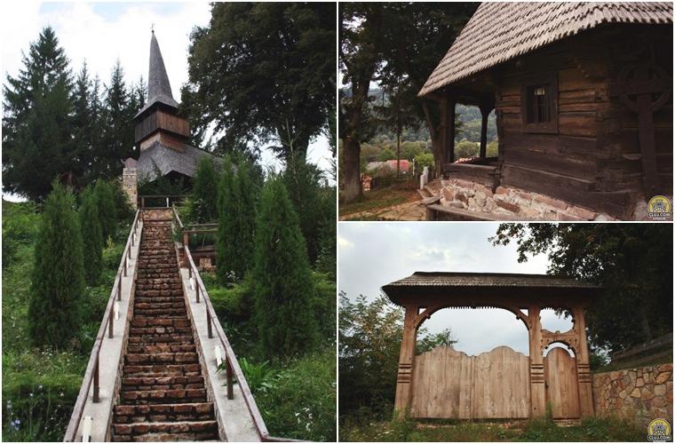 manastirea bucea, comuna negreni, judetul cluj