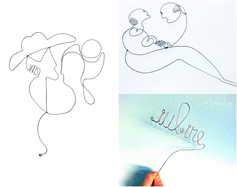 Art Bending, Artistul Altfel, sarma, arta,