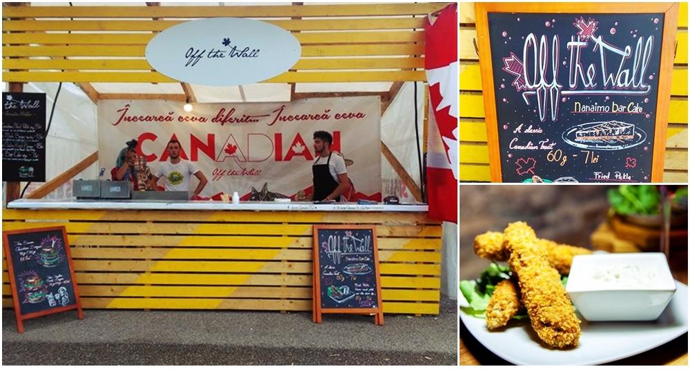 4 preparate delicioase pe care le poți găsi la Street Food Festival, marca Off the Wall