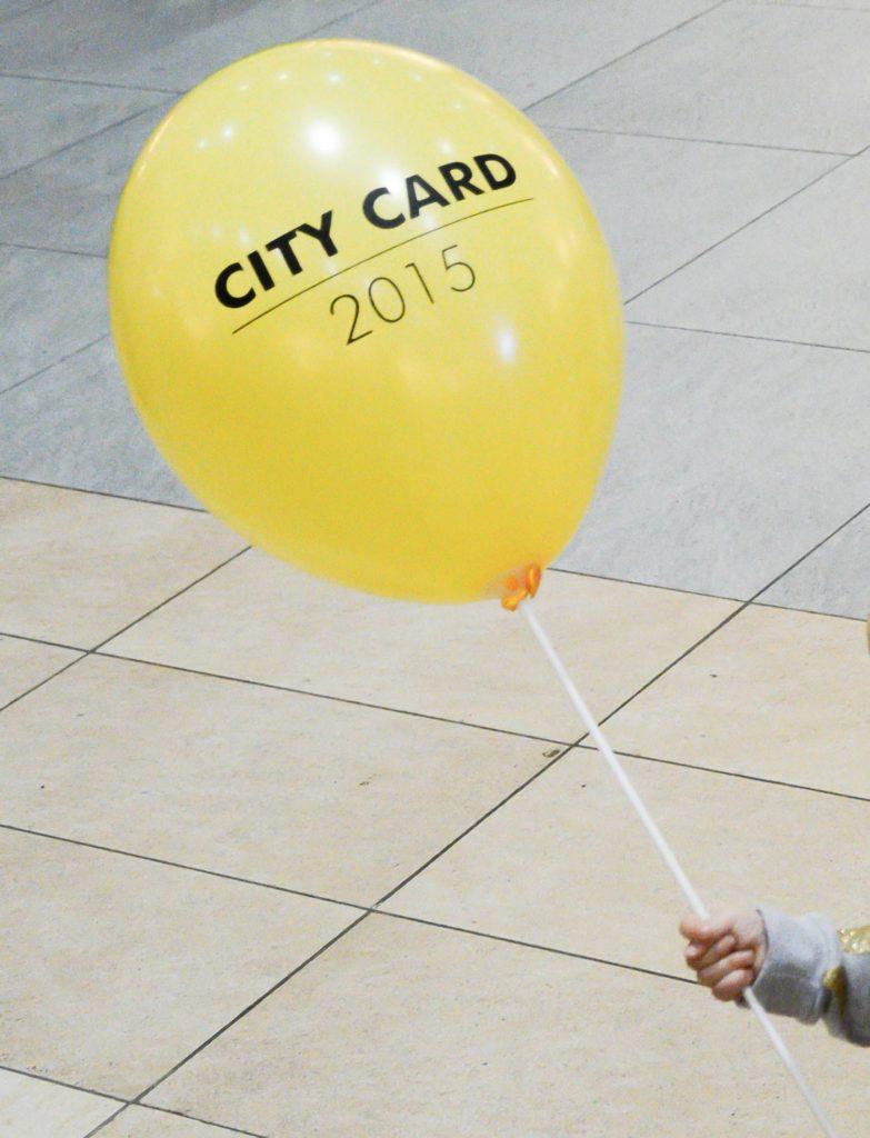 city card 2015 proiect
