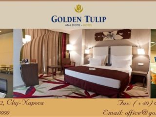 golden tulip cluj