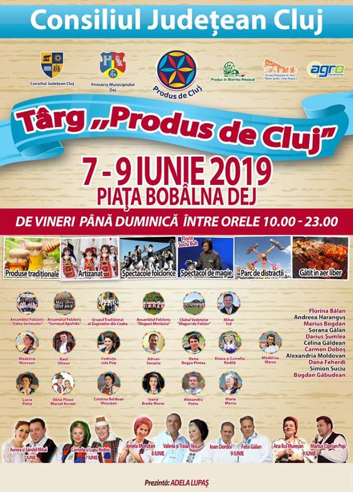 evenimente 7-9 iunie 2019