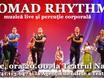 Spectacol de dans NOMAD RHYTHM 2