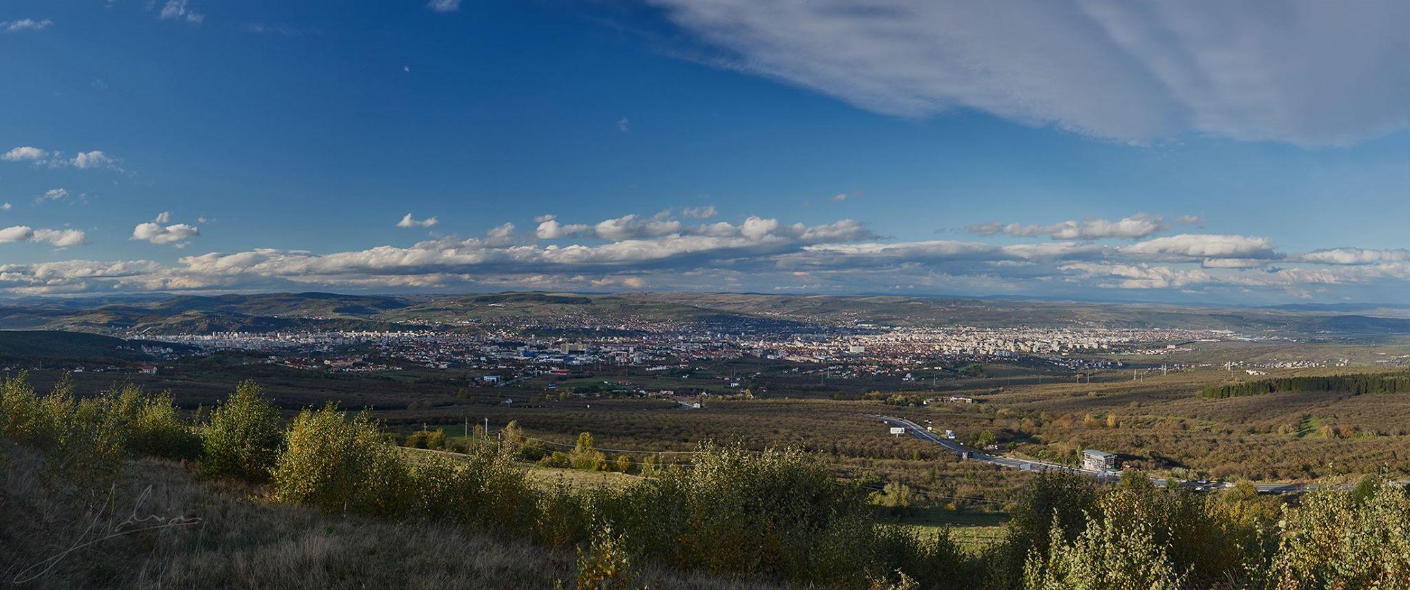 7 locuri de unde poți vedea Clujul panoramic feleac (1)
