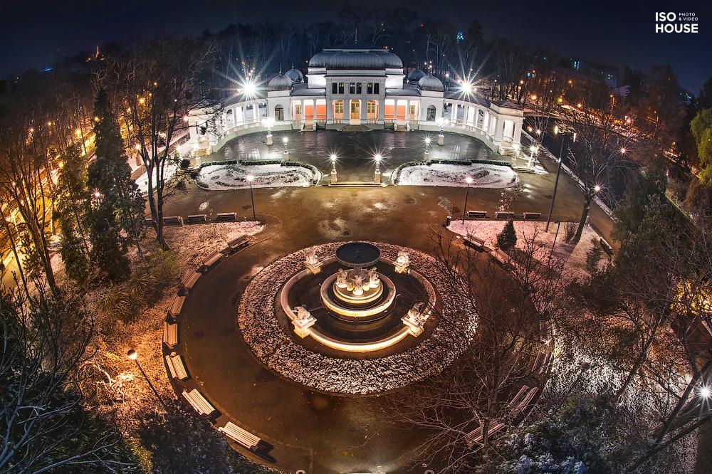 7 nopțile magice ale Clujului