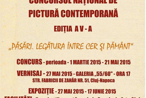 Concurs Național de Pictură Contemporană