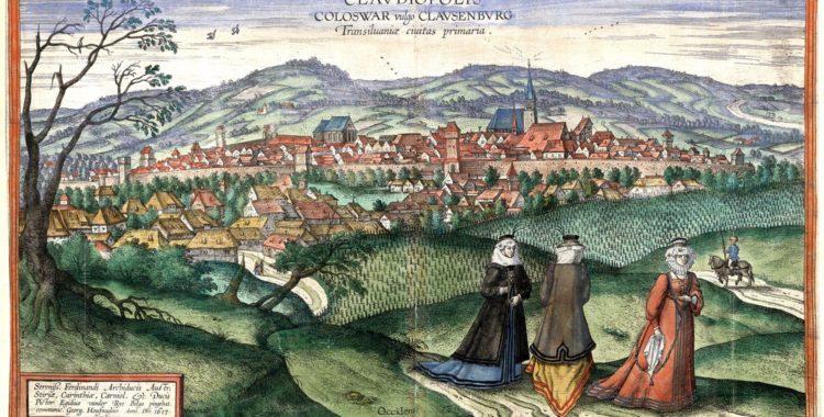 alte patru povestiri despre clujul medieval