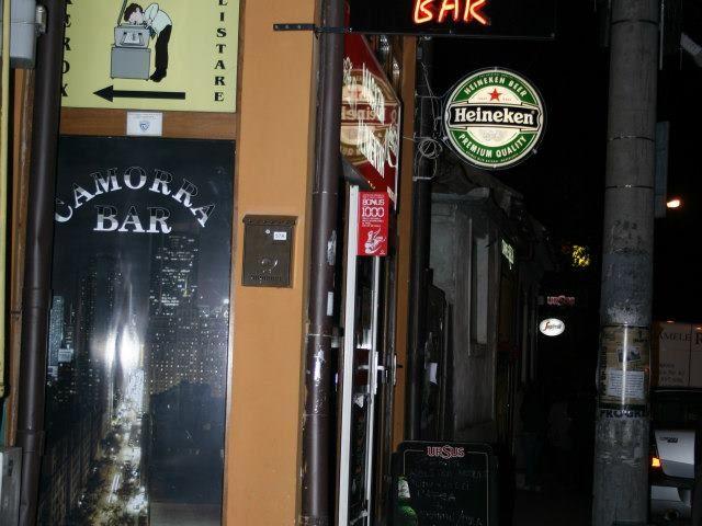 Camorra Bar, Cluj-Napoca