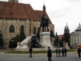 Piața Unirii, Cluj-Napoca