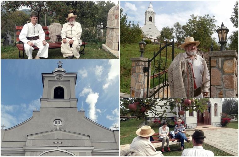 Comuna Negreni, judetul Cluj, preot Muresan Ioan