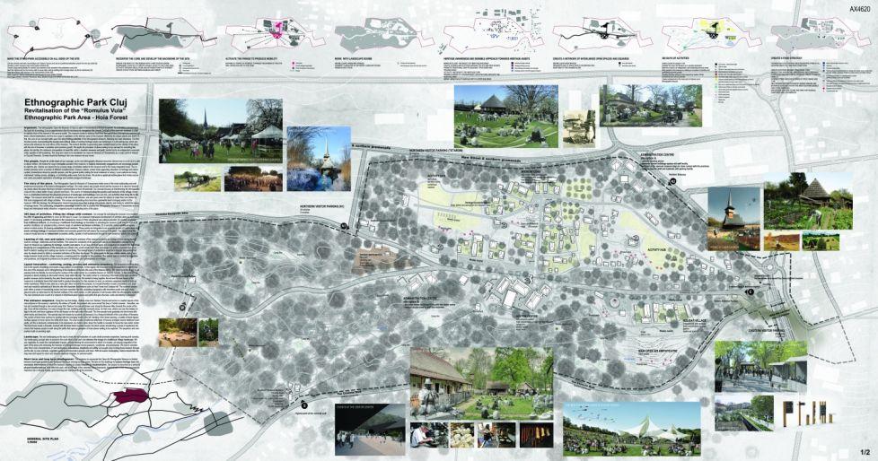 Parcul Etnografic și Pădurea Hoia se transformă