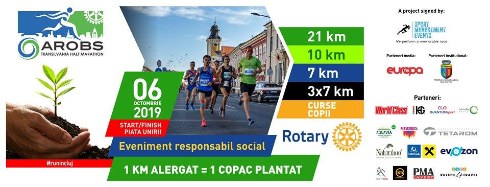 AROBS Transilvania Half-Marathon