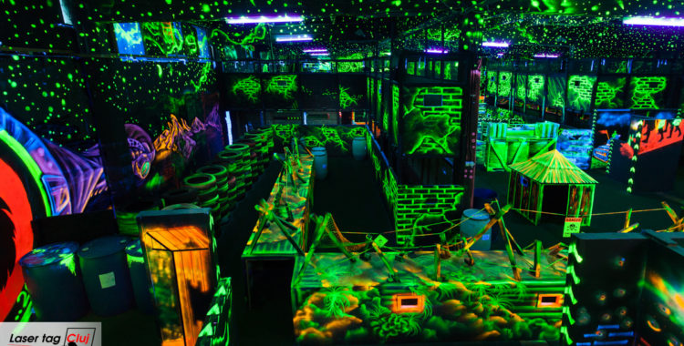 Activitate distractivă pentru Petrecerea Burlacilor LaserTag Cluj
