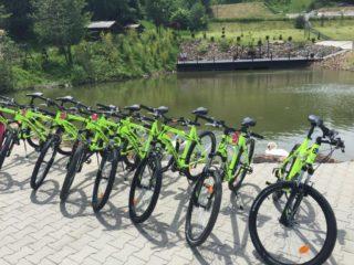 wonderland cluj activități recreative jocuri închiriere biciclete