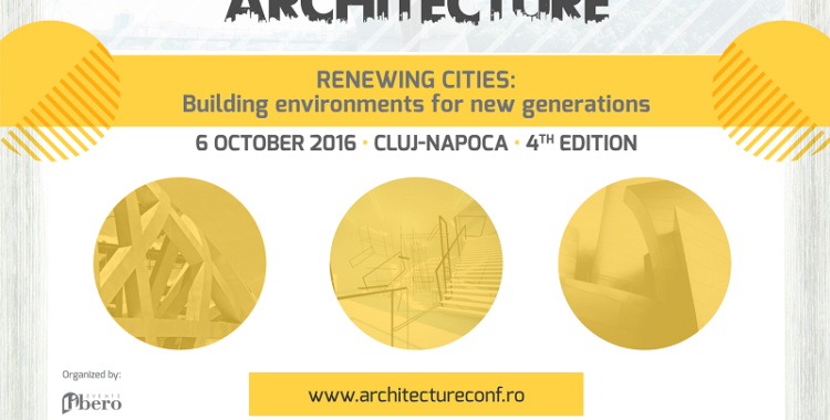 Architecture Conference&Expo - Interviu cu Melissa Sterry, fondator Bionic City