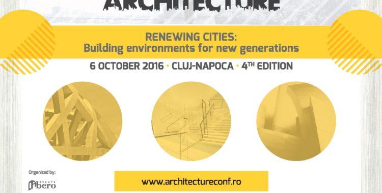 Arhitectura în 2016