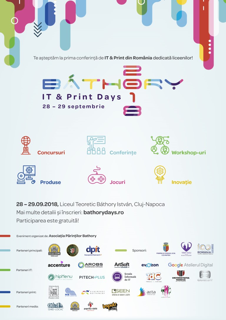Afis Bathory IT & Print Days