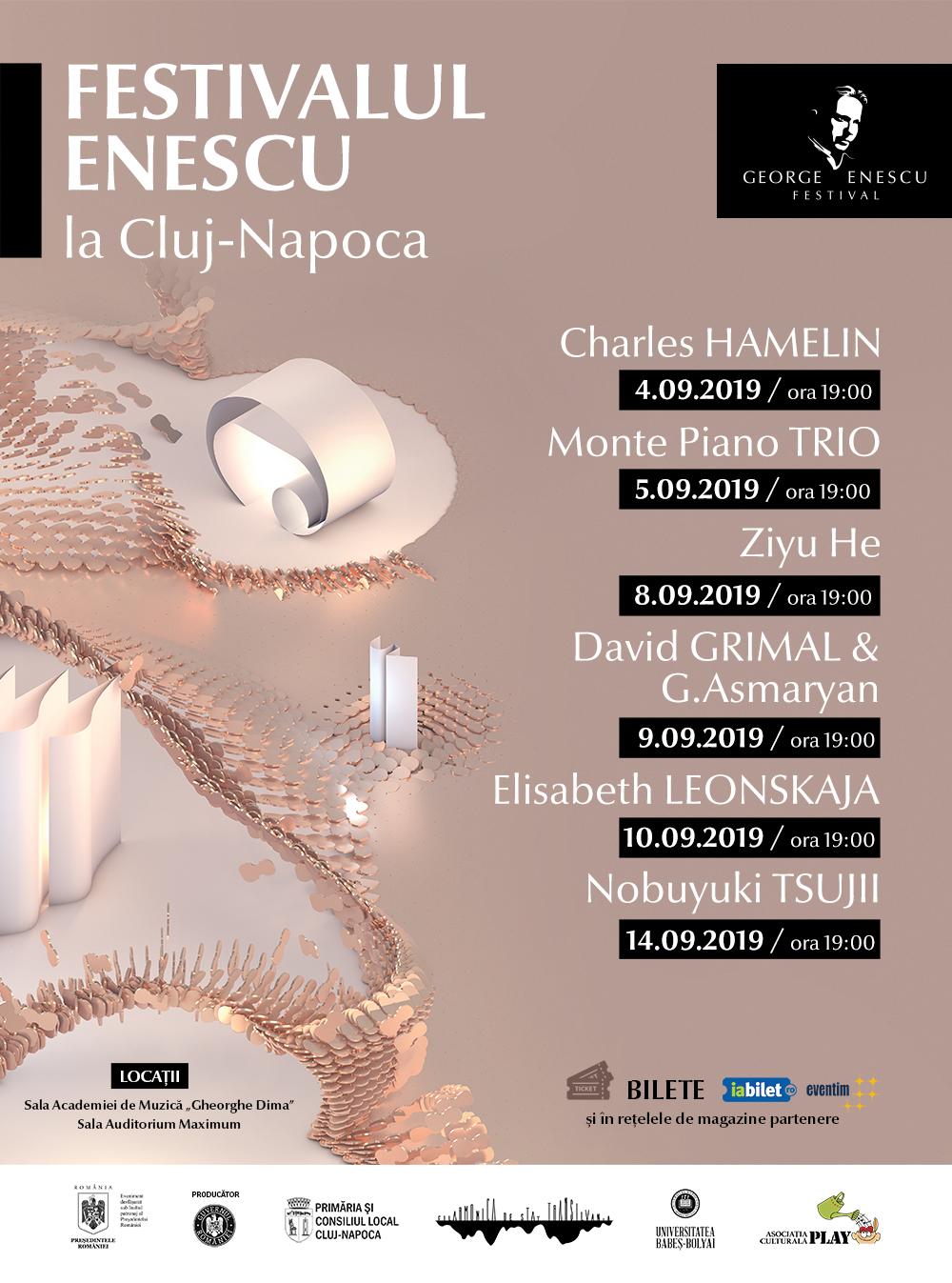 Festivalul Enescu din Cluj
