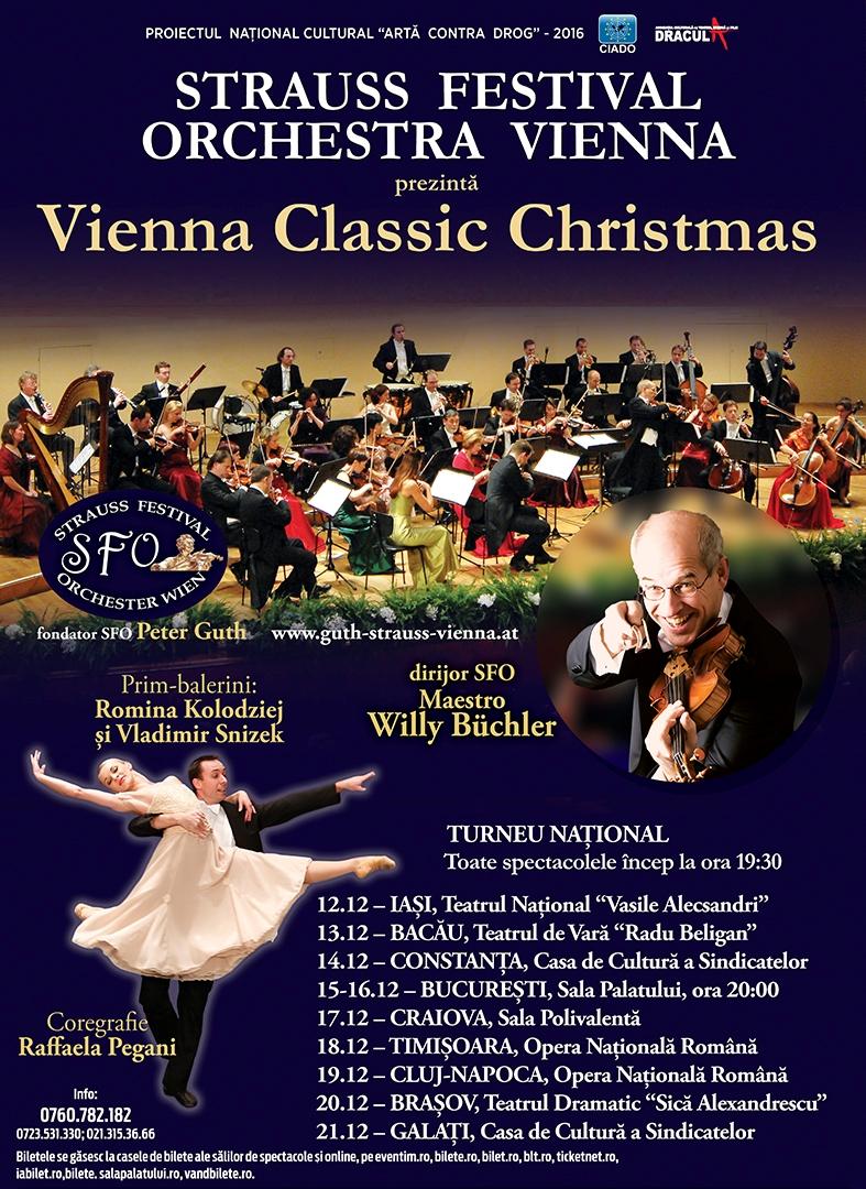 Vienna Classic Christmas la Cluj | Evenimente în Cluj | Cluj.com