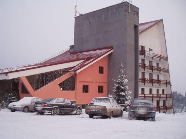 hotel Alpin Baisoara