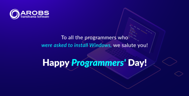 Arobs Ziua Programatorului