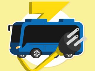 Autobuzele electrice din Turda, și mai ecologice cu MonePOS