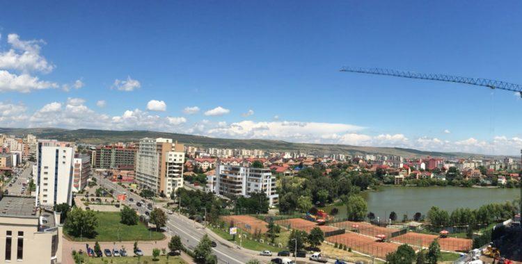 Ansamblul rezidenţial de lux la Cluj-Napoca - Riviera Luxury Residence