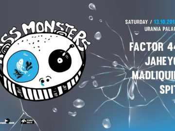Bass Monsters at Urania Palace