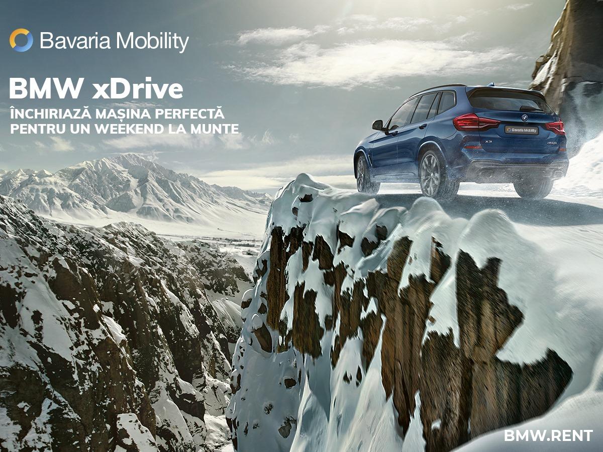 Bavaria Mobility BMW Rent