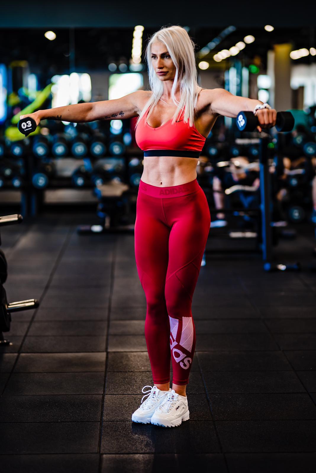 Bianca Soplea Personal Trainer 2