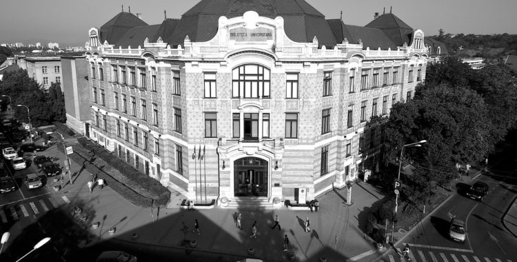 "Biblioteca Universitară ""Lucian Blaga"" Cluj"