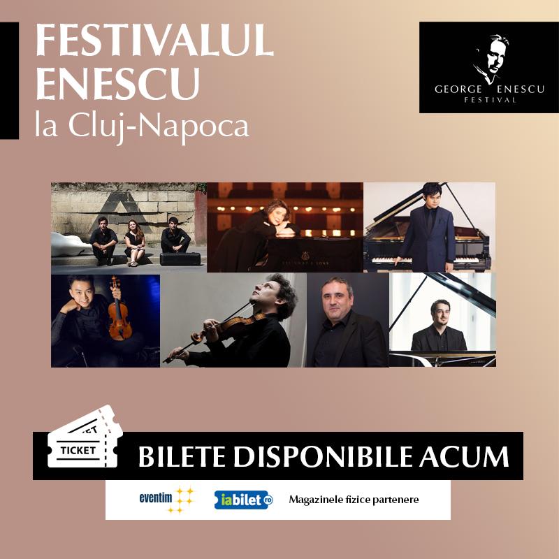 Bilete Festivalul Enescu