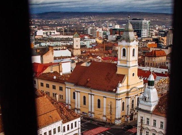 Biserica Evanghelică - Luterană Cluj