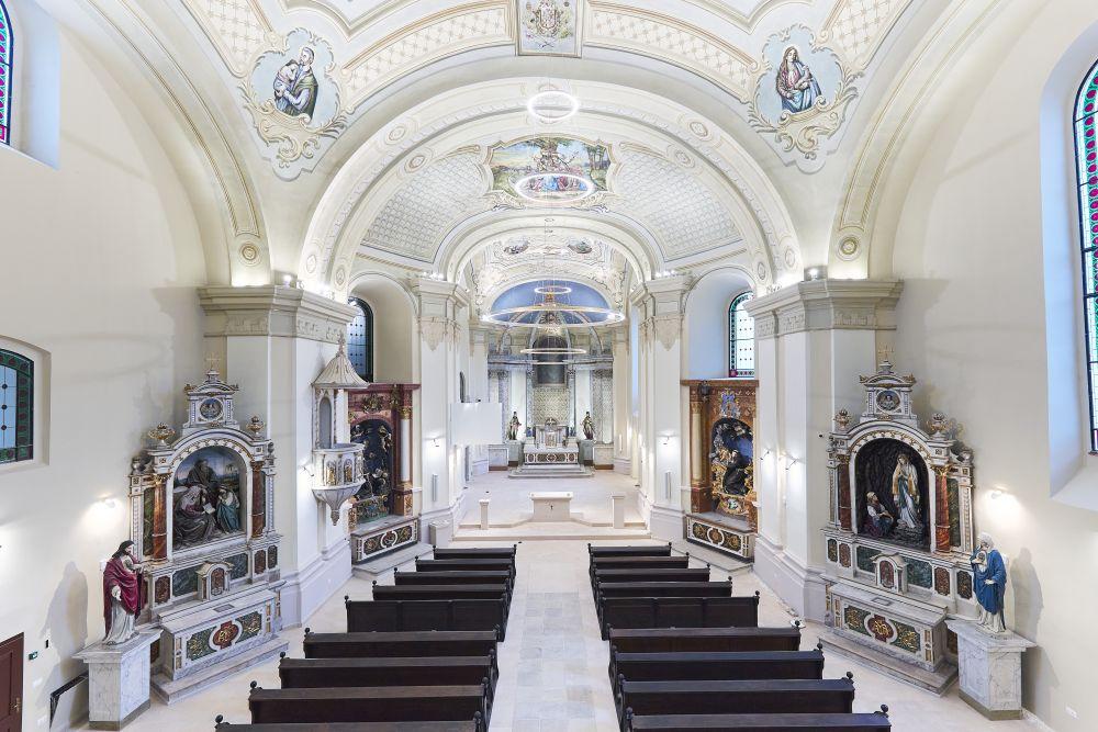 Biserica Manastirea Franciscana din Gherla