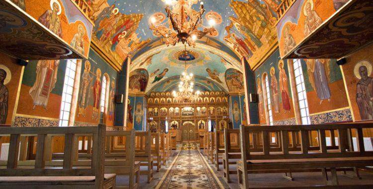 Biserica Ortodoxă din Băișoara Cluj (1)