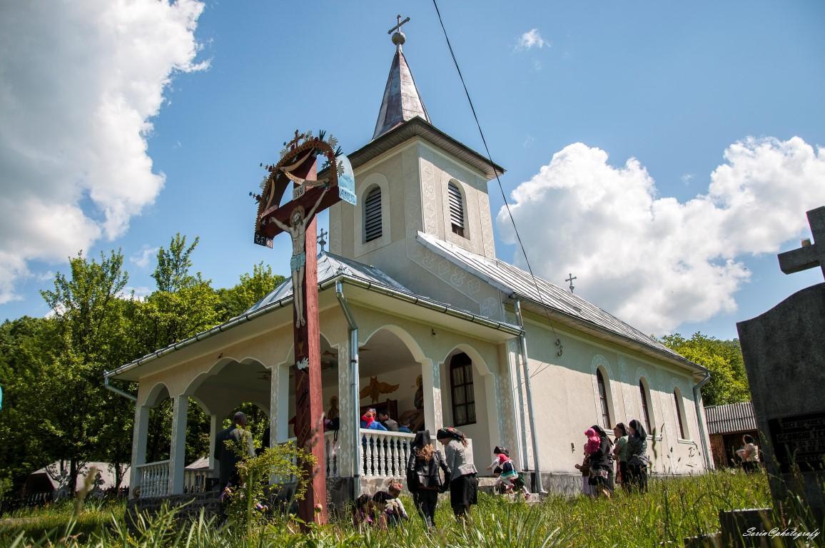 Biserica Satul Huta