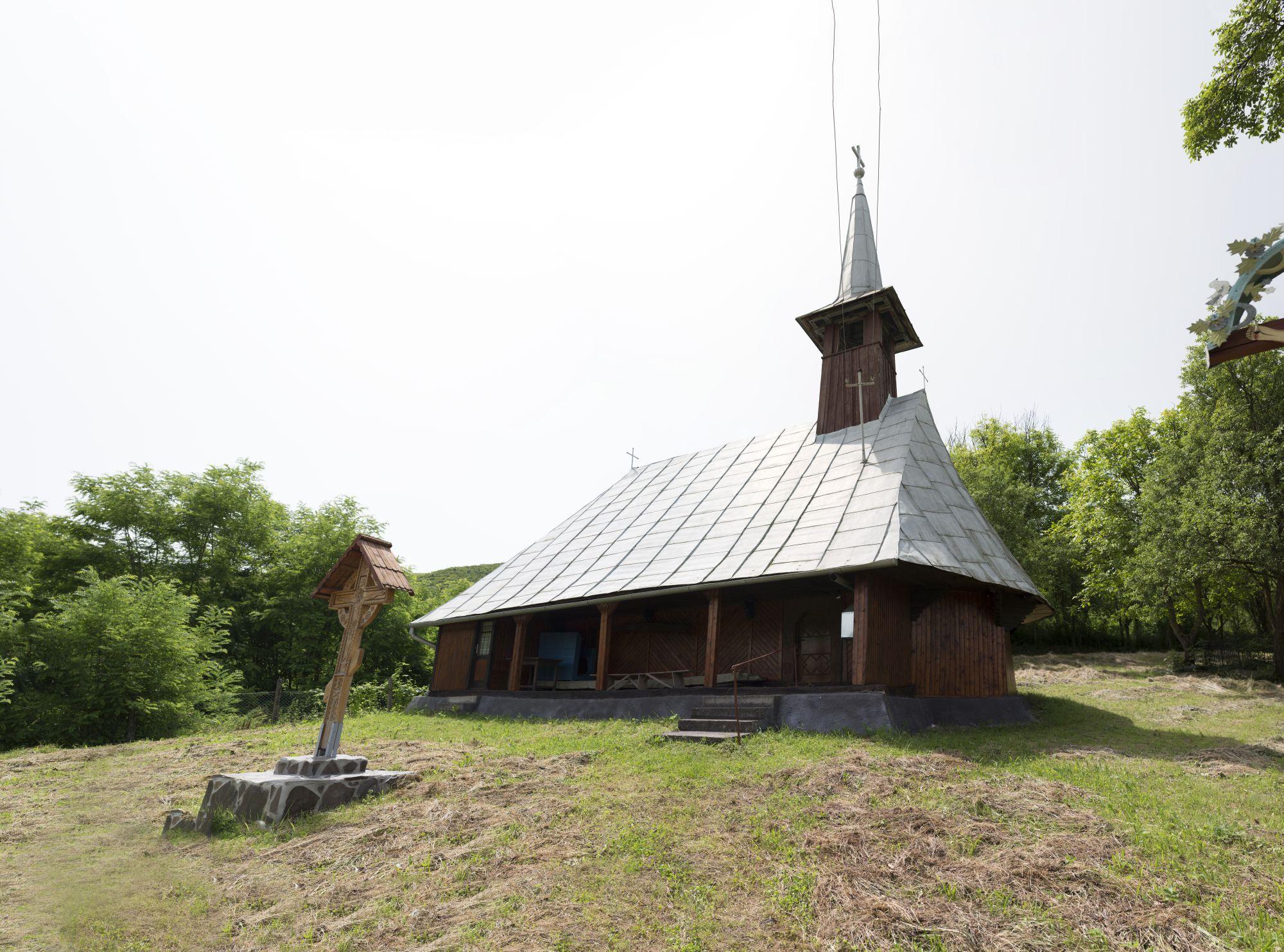 Biserica din lemn Lacu Cluj