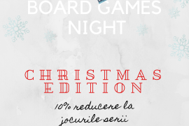 Board Games Night Dec
