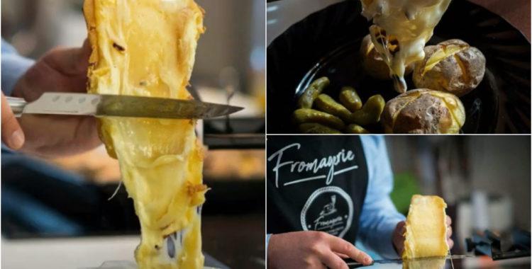 Raclette Bar