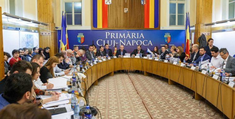 Buget aprobat pentru Cluj 257 milioane de euro și 17 priorități interesante