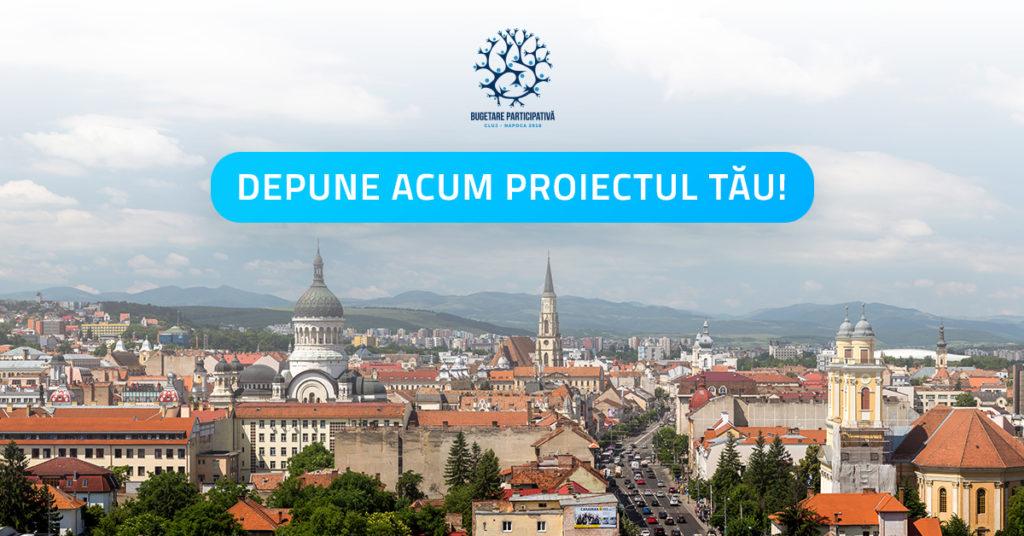 Bugetare participativă 2018 Proiecte pentru Cluj