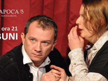 Spectacolul de teatru Ca la nebuni | Evenimente în Cluj | Cluj.com