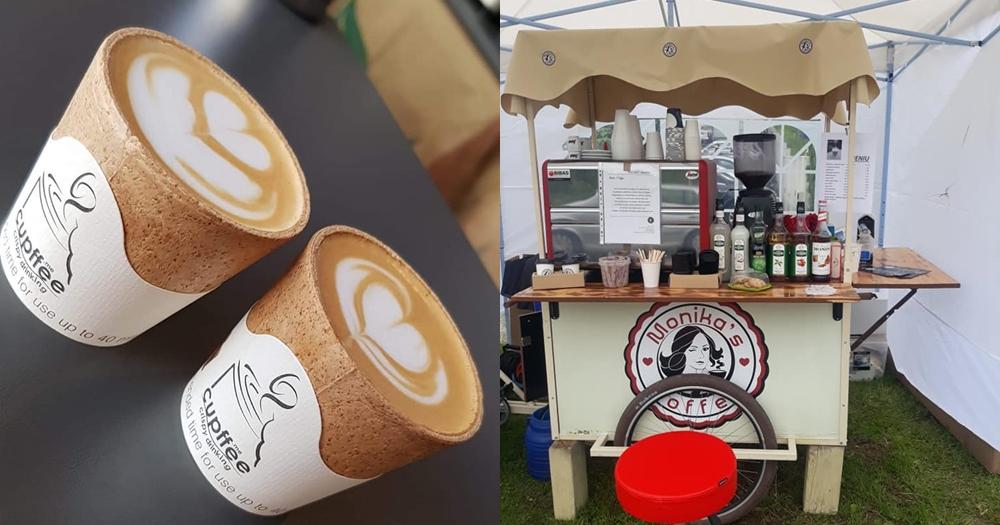 Unde ne bem cafeaua de dimineață? Monika's Coffee