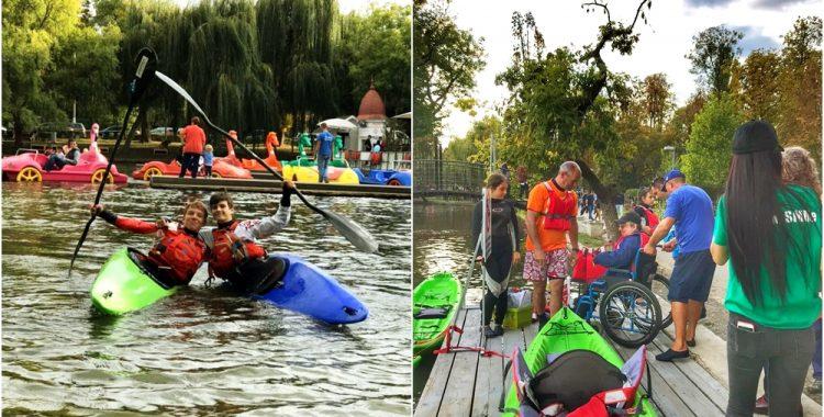 Caiac Smile Cluj - Evenimente sportive pentru tineri cu nevoi speciale 3