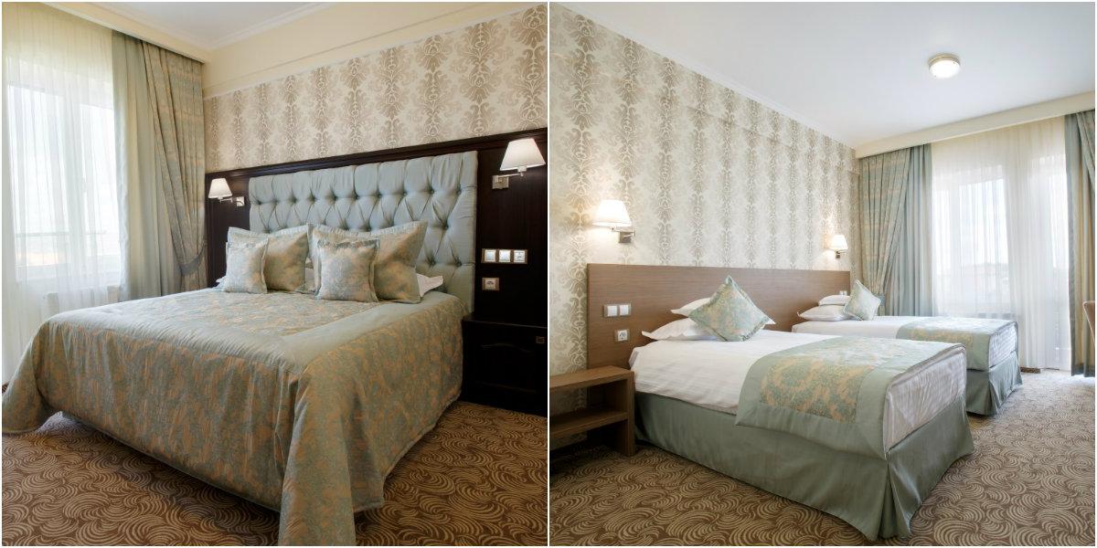Al doilea corp de camere categoria 3 stele Plus este inaugurat la Hotel Stil