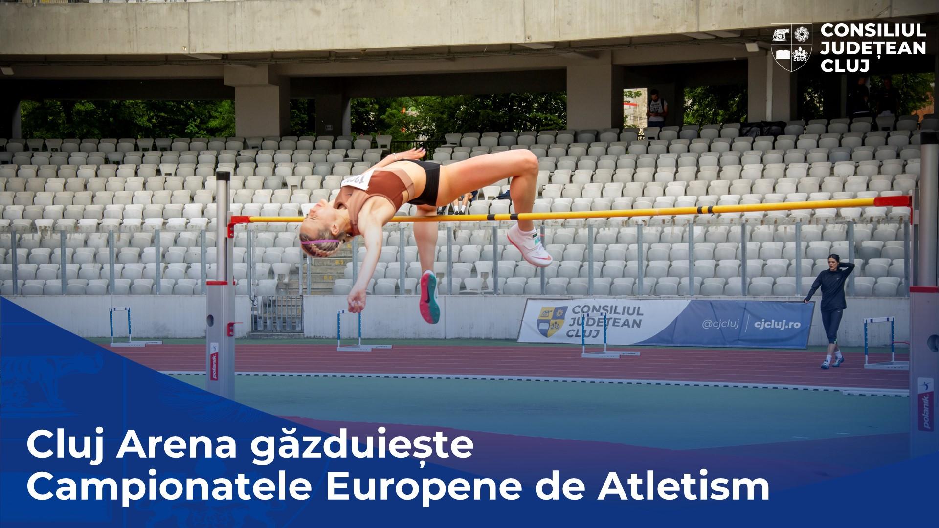 Campionatul European de Atletism Cluj Arena 2021 (2)