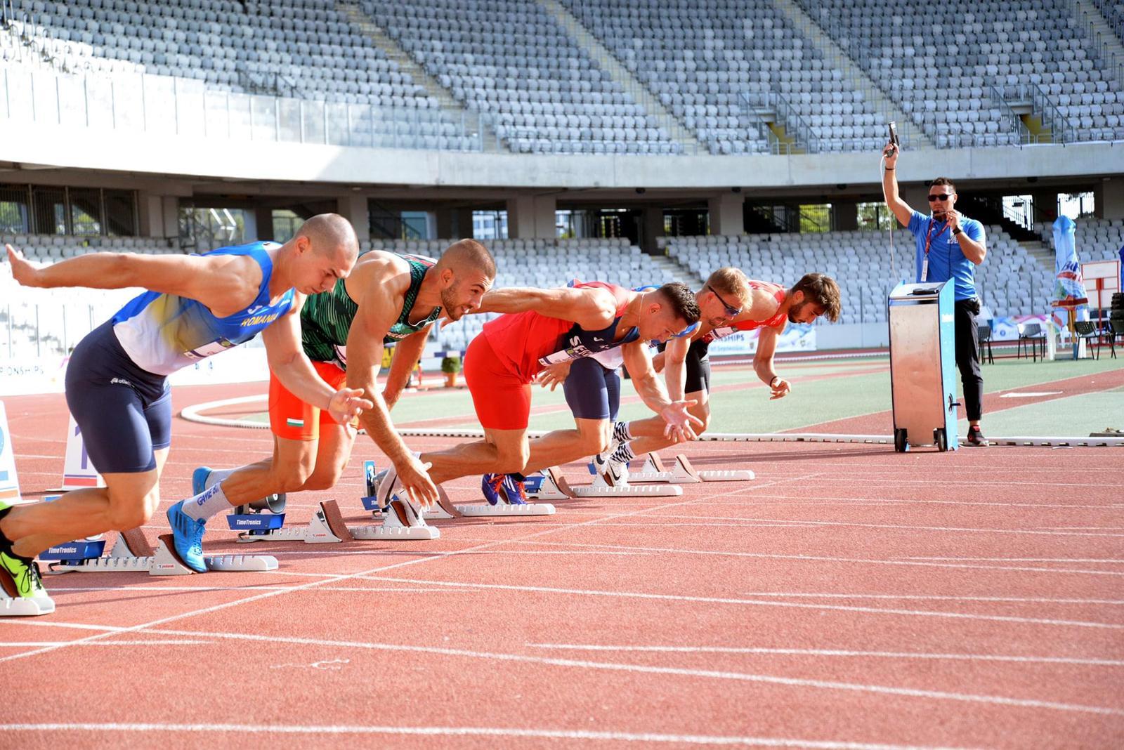 Campionatul European de Atletism Cluj Arena 2021