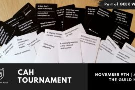 Cards Against Humanity Tournament